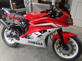 Pistera Modificada A Modelo Yamaha R6 2007