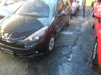 Peugeot 207 Sw Xr S 1.4 Flex 2012 Completa