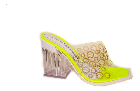 Sandalia Brasilia Yellow By Luciano Marra Ss20