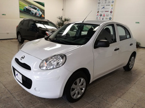 Nissan March 1.6 Active Tm A/a Ba Abs 2016