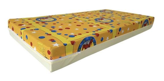 Colchón Infantil Impermeable Suavestar Ratón Pérez 60x120