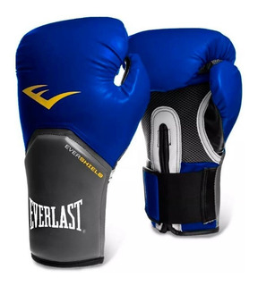 Combo Box Elite Guantes 12 Oz + Vendas 120 Everlast