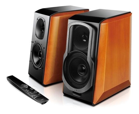 Edifier S2000pro Parlantes Premium Bluetooth Óptico Coaxial