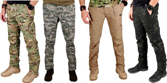 Calça Camuflada Militar Multiforce Diversas Cores - Bélica