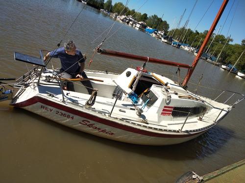 Moto-velero Silver 21