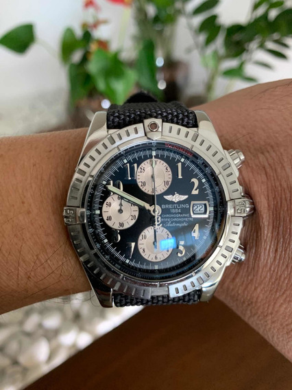 Breitling Chronomat Evolution A13356 44mm - Ano 2010