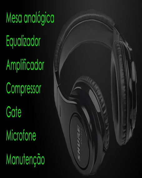Curso De Áudio Módulo Iniciante