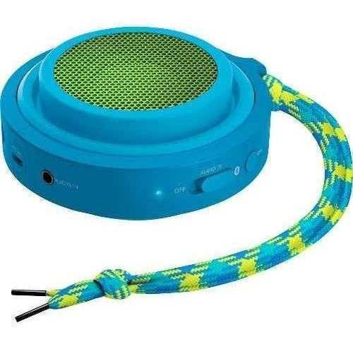 Caixa De Som Philips Bluetooth P2 Auxiliar Recarregável