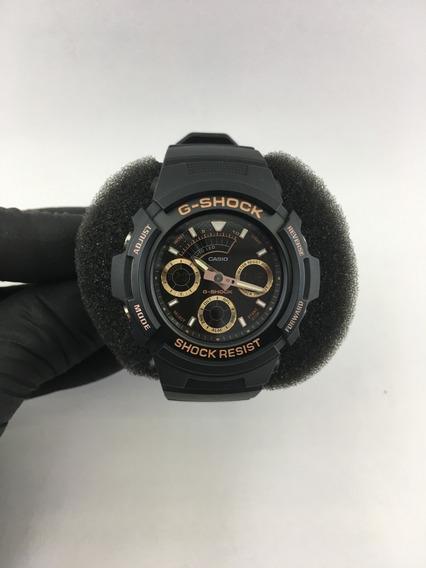 Relógio De Pulso Casio G-shock Ref:aw-591gbx