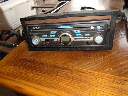 Vendo Radio De Sankey De Cd