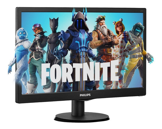 Monitor Gamer 24 Pulgadas Philips 243v5lhsb/55 Full Hd 1080p