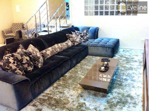 Casa Com 4 Dorms, Vila Oliveira, Mogi Das Cruzes - R$ 1.450.000,00, 490m² - Codigo: 268 - V268