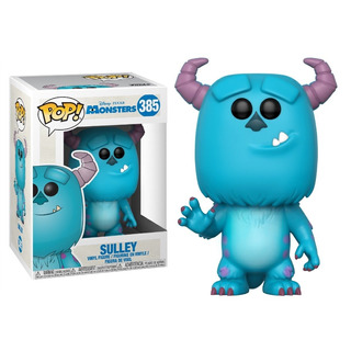 Funko Pop Sulley 385 Monsters Inc Baloo Toys