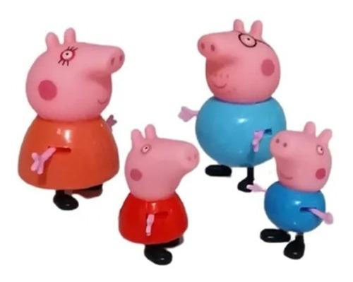 Kit Da Família Peppa Pig Pronta Entrega