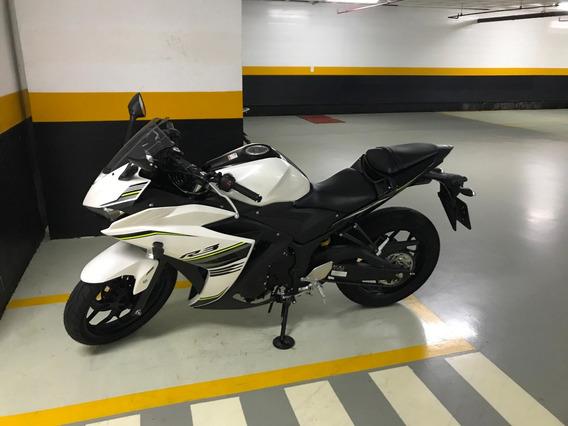 Yamaha R3 Impecável, Estado De Zero Km!