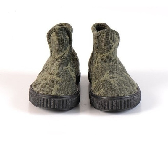 Zapatillas Panchas Elastizadas Doblele Unisex Hd Boot Ramas