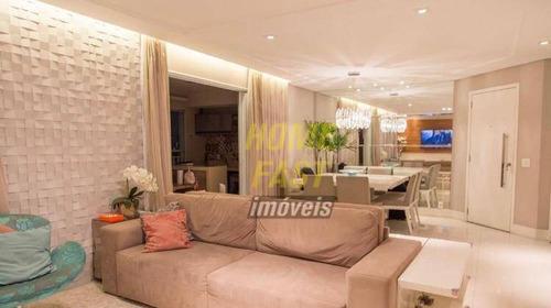 Apartamento Com 2 Dormitórios À Venda, 128 M² Por R$ 950.000 - Vila Antonieta - Guarulhos/sp - Ap2423