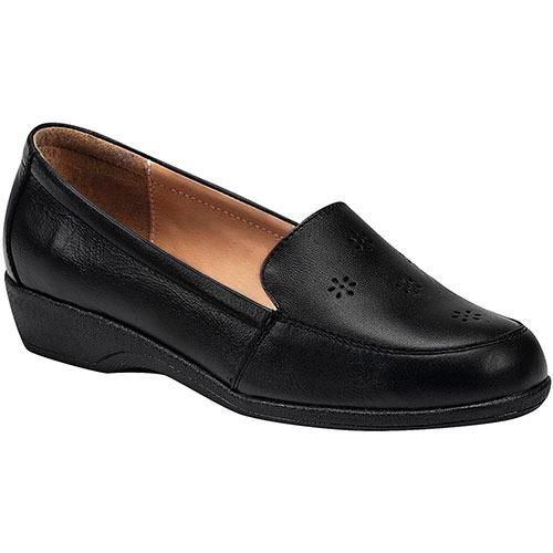2344a9a5 Zapatos Mocasines Niñas Negro Comodisimos Piel Udt 8405 - $ 573.00 en Mercado  Libre