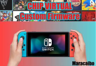Chip Virtual Para Nintendo Switch - Libera Tu Consola