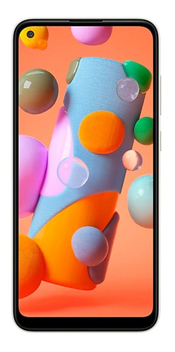 Samsung Galaxy A11 32 GB blanco 2 GB RAM