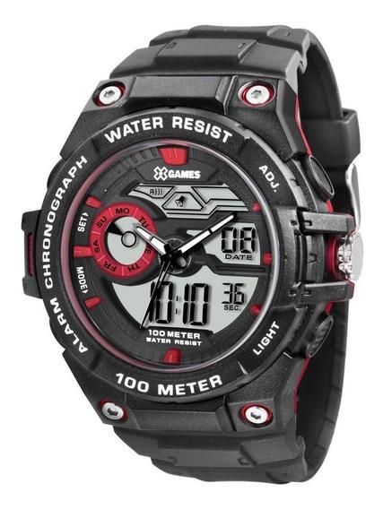 Relógio Xgames Masculino Xmppa185 Bxpx Anadigi