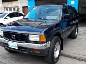 Honda Passport 1994 Azul 4x4 Automatica V6 Nftera