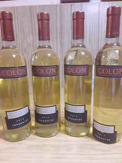 Pack Vino Blanco Colon Torrontes 2012