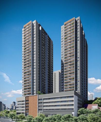 Imagem 1 de 25 de Apartamento À Venda No Bairro Vila Matilde - São Paulo/sp - O-18411-30645