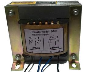 Transformador Trafo Voltagem Saída 12v / 5a 60w Uso Geral