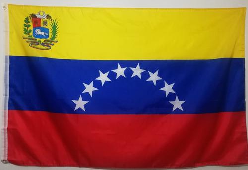 Imagen 1 de 4 de Bandera De Venezuela 90 X 150cm