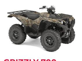Yamaha Grizzly 700 4x4