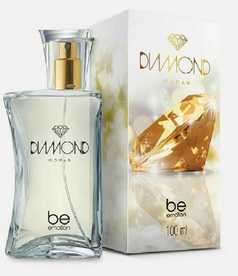 Perfume Be Emotion Diamond Woman Polishop