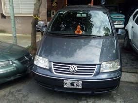 Volkswagen Sharan 1.8 Turbo Trendline Tiptronic 2008