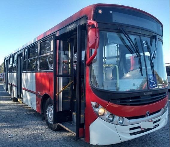 Ônibus Urbano Mercedes Motor Dianteiro 1722