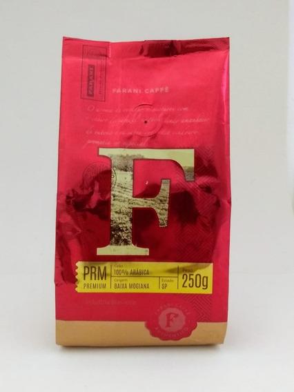 Farani Caffè Premium 100% Arábica 250g Torrado E Moído