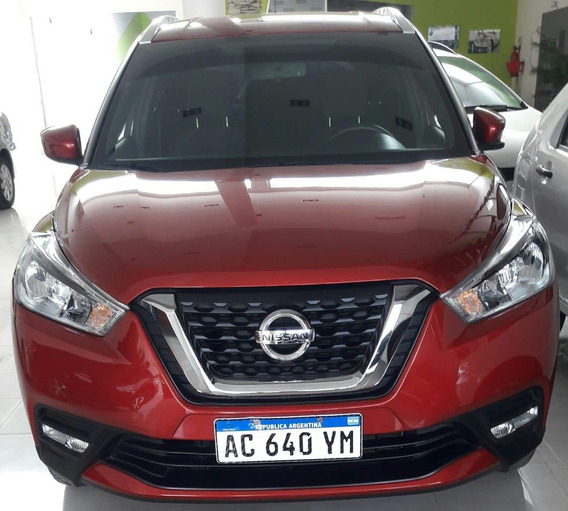 Nissan Kicks 1.6 Advance 120cv 2018