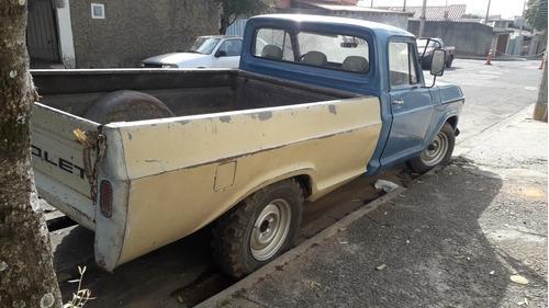 Chevrolet C-10 Gasolina