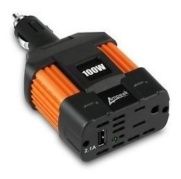 Inversor Convertidor Carro 120v 12v 100 Watts Inverter 100w
