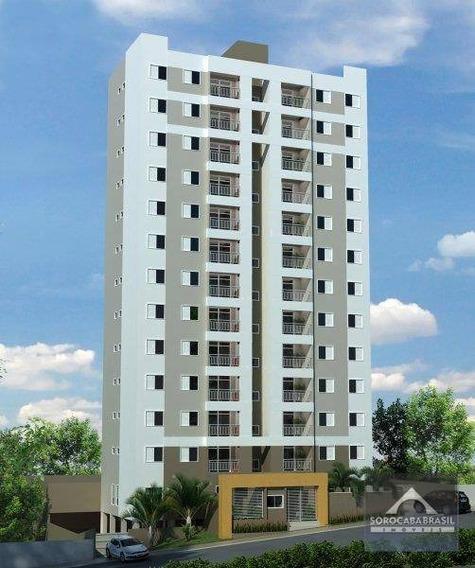 Apartamento Com 3 Dormitórios À Venda, 96 M² Por R$ 500.000,00 - Vila Jardini - Sorocaba/sp - Ap0001