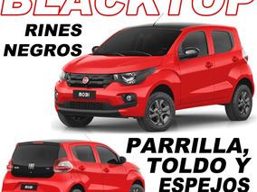 Fiat Mobi 1.0 Like Blacktop Ltd Edition Abs Ac 69hp R14 Arh