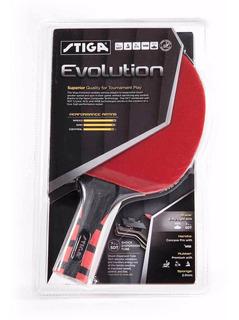 Raqueta Stiga Evolution De Ping Pong - Tenis De Mesa Dmm