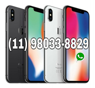 iPhone X Apple 256gb