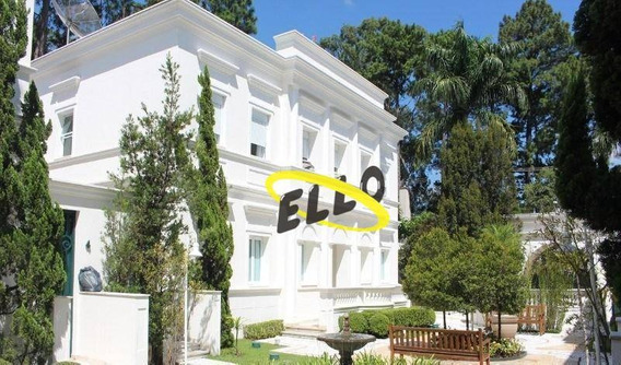 Casa Com 4 Dormitórios À Venda, 800 M² Por R$ 6.000.000,00 - Chácara Monte Alegre - São Paulo/sp - Ca4615