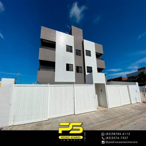 Apartamento Com 2 Dormitórios À Venda, 50 M² Por R$ 135.000 - Mangabeira - João Pessoa/pb - Ap3205