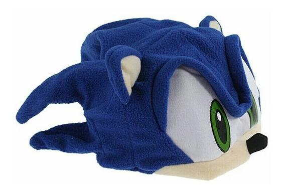 Gorro Touca Bone Sonic The Hedgehog Original