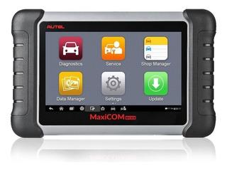 Escaner Automotriz Profesional Autel Maxicom Multimarca Obd2