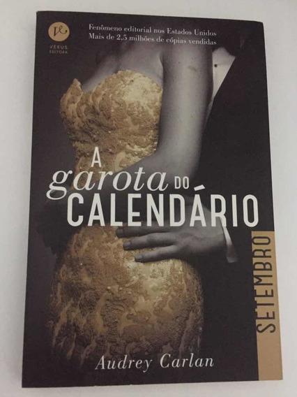 Livro A Garota Do Calendário - Setembro