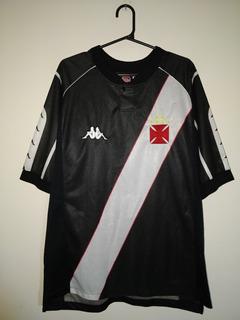 Camisa Do Vasco - 1999 Rio Sp - Kappa - #11 Paulo Miranda