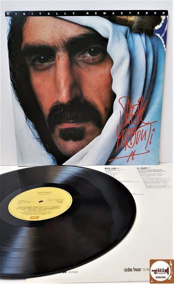 Lp Frank Zappa - Sheik Yerbouti (c/ Encarte)