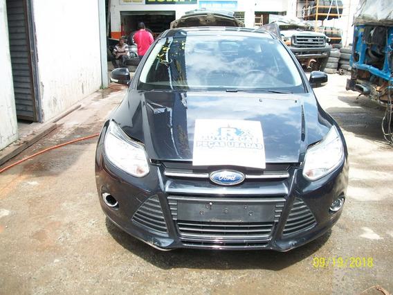 Sucata Ford Focus Se At 2.0 Hb Aut Lataria Motor Cambio